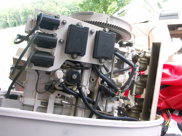 1984 85HP Chrysler Force Fuel Filter Page: 1 - iboats ...  Chrysler Marine Wiring on 90 hp mercury outboard tach wiring, yamaha outboard tach wiring, force kill switch wiring,
